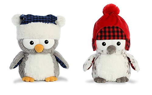 Bandit Costume For Dog (Aurora Lumberjack Owls Holiday 2 Pack)