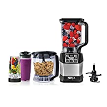 SharkNinja BL494 Ninja Kitchen System with Auto-iQ Boost, Black