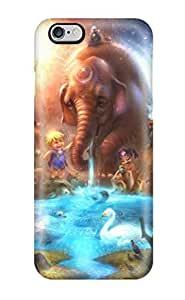 Artistic Case Compatible With Iphone 6 Plus/ Hot Protection Case
