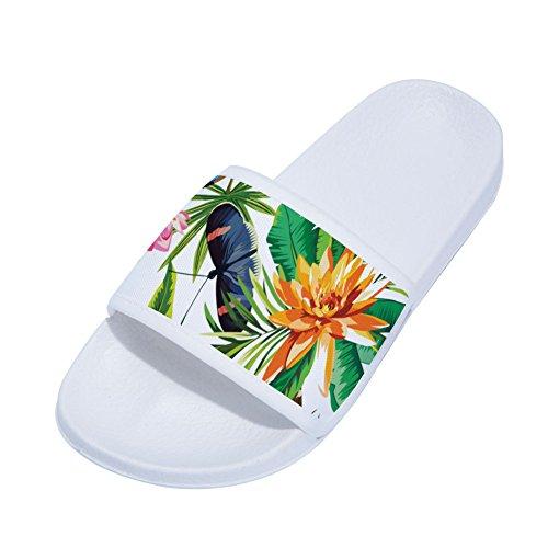para Antideslizantes Buteri Blanco de Zapatillas Rápido de Secado Playa 4wHHU1XZqn
