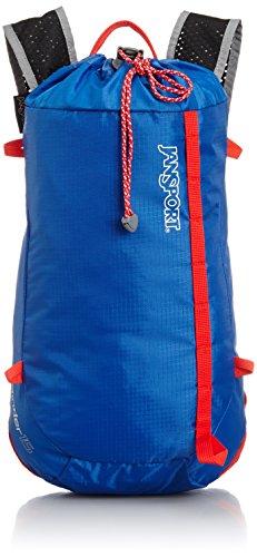 JanSport Sinder 15 Backpack - Blue Streak / 18.1H x 9.5W x 5.1D