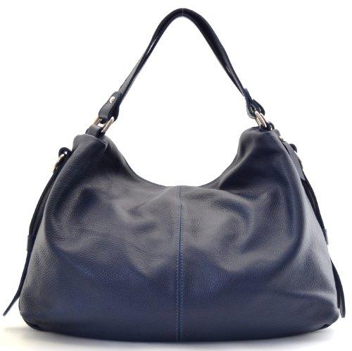 collection CUIR à main 2018 beyonce nouvelle porté BLEU FONCE modèle bandoulière sac et DESTOCK cuir main grainé fwrqfOE