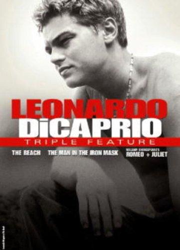 Leonardo Dicaprio Triple Feature DiCaprio product image