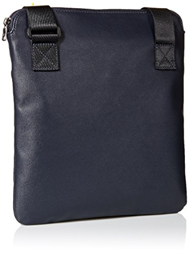 Men's Crossbody All Exchange Navy Bags Embossed Over Messenger Armani Medium pA4H7