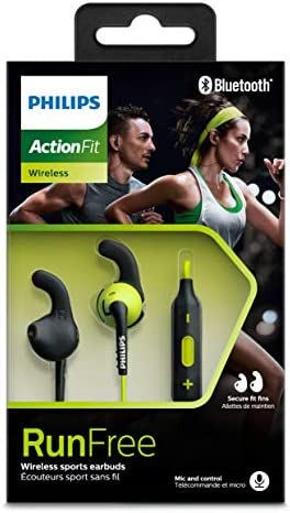 Philips Actionfit Sportkopfhörer Shq6500cl Elektronik