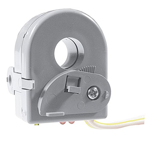 Functional Devices (RIB) RIBXKA Enclosed Solid-Core AC Sensor 5-150Amp adjustable wires by Functional Devices (RIB)