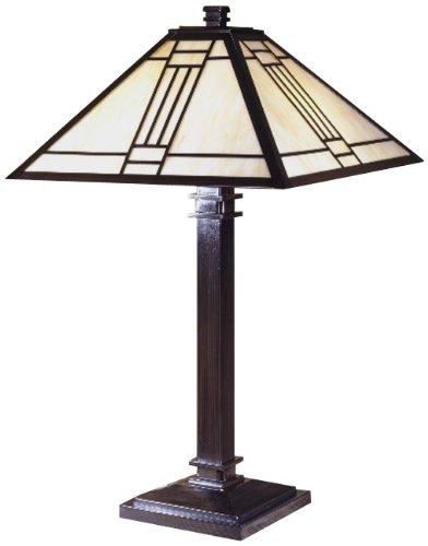 Dale tiffany tt100015 noir mission table lamp 265 x 16 x 16 dale tiffany tt100015 noir mission table lamp 265quot x 16quot aloadofball Gallery