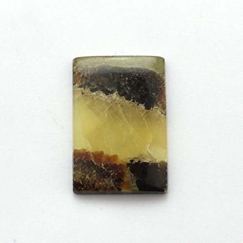 Natural Septarian Cabochons,Loose Gemstone Top Quality handmade Octagon Shape, 100%Natural, Jewelry making Gemstone,23x34 mm, cabochon ,42.50 Ct.B57.