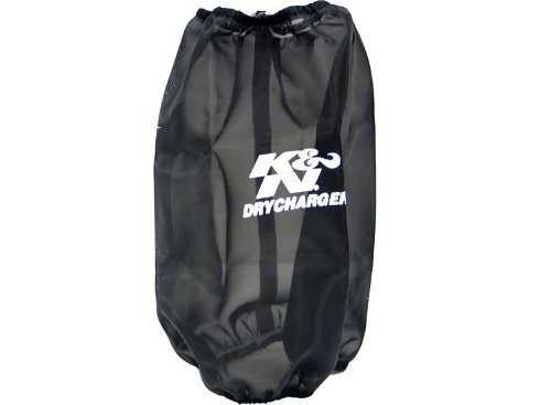 K&N RC-4780DK Black Drycharger Filter Wrap - For Your K&N RC-4780 Filter K&N Engineering