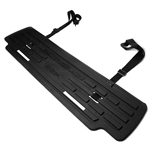 FH Group F16408 Universal Fit Rear Bumper Butler Bumper Guard Protector- Fit Most Car, Truck, Suv, or Van (Guards Auto Bumper)