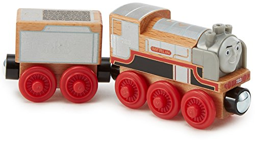 Fisher-Price Thomas & Friends Wood, Merlin the Invisible ()