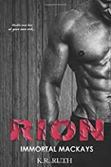RION (IMMORTAL MACKAYS) Paperback