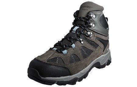 Hi-Tec Hi-tec Altitude Lite I Waterproof - Zapatos de High Rise Senderismo Hombre Gull Grey / Black / Goblin Blue