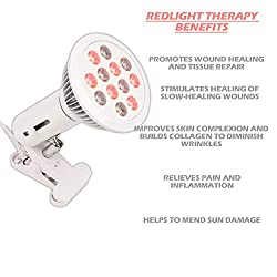 TLC Red Light Therapy | Reduce Inflammation | Pain Relief | Workout Recovery | Near Infrared