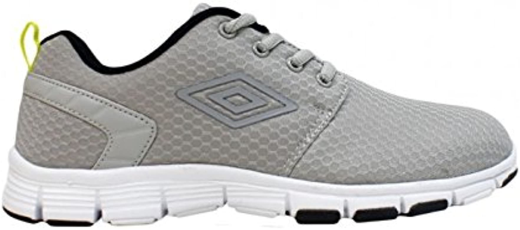 Umbro - Zapatillas de Running para Hombre Gris Size: 44.5: Amazon.es: Zapatos y complementos
