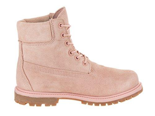 Timberland FTB_6in Premium Boot - W 10361 Damen Stiefel Light Pink