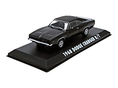GreenLight Collectibles 86432 Hollywood Series 3 - Bullitt - 1968 Dodge Charger R/T Die Cast Vehicle (1:43 Scale)