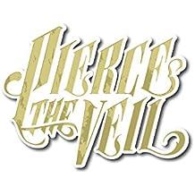 "Pierce The Veil Sticker Rock Band Decal for Car Window, Bumper, Laptop, Skateboard, Wall, ETC. (3"")"