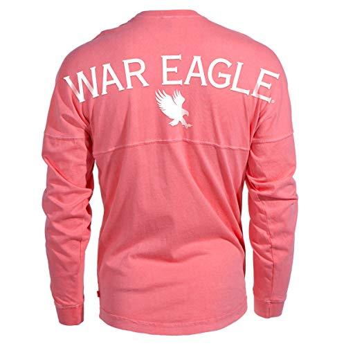 Official NCAA Auburn Tigers WAR EAGLE! Womens Spirit Wear Jersey T-Shirt