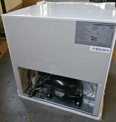 Sirge FREEZER32L Mini Congelatore Congelador Vertical 32 L ...