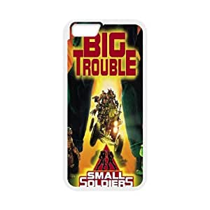 Small.Soldiers iPhone 6 Plus 5.5 Inch Cell Phone Case White qpzy