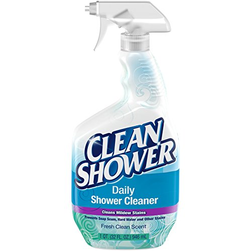 Clean Shower Daily Shower Cleaner, 32 Fluid Ounce