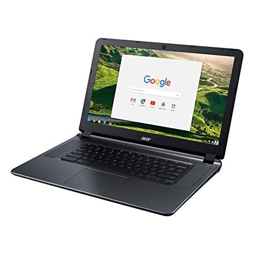 Newest Acer Chromebook 15 15.6 Inch Laptop for Business Student  Intel Atom x5 E8000  4GB RAM  16GB eMMC  WiFi  Bluetooth  HDMI  Chrome OS + NexiGo 32GB MicroSD Bundle