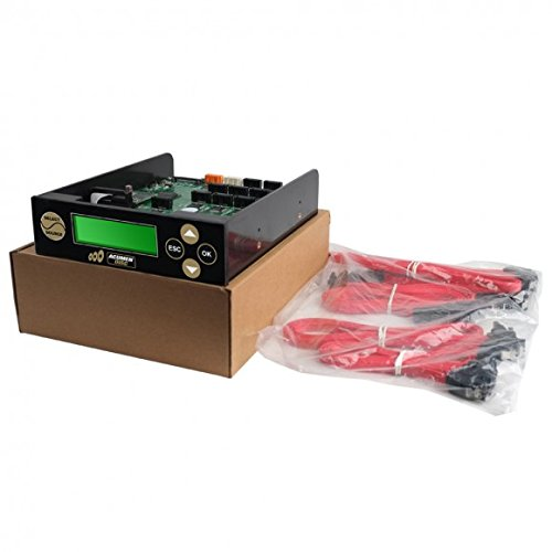 Acumen Disc 1 to 10 & 11 Targets SATA Controller for Mult...