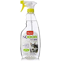 Hartz Nodor Scented Cat Litter Spray - 17oz
