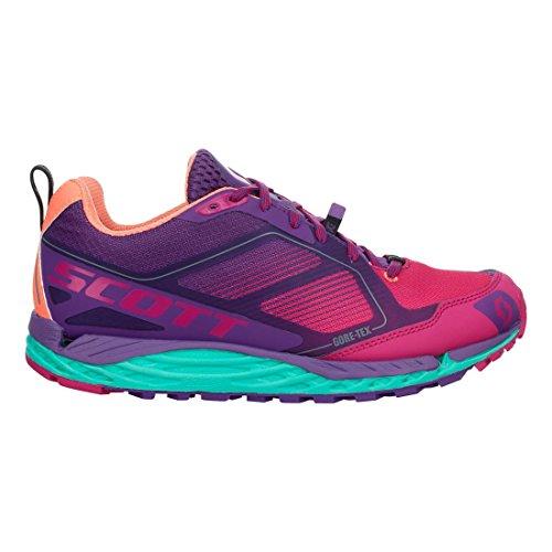 Scott 2016 Donna T2 Kinabalu Gore-tex 2.0 Scarpe Da Trail Running - Viola / Viola - 242020 Viola / Viola