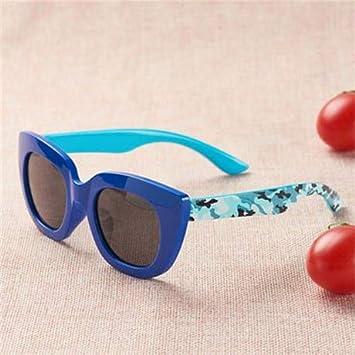 TYJYTM Gafas de Sol para niños Gafas de Sol para niños ...