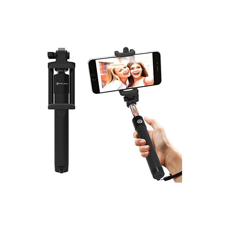 Stalion Pocket-Size Bluetooth Selfie Sti