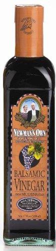 Newmans Own Organics Balsamic Vinegar, 17 Ounce -- 6 per case.