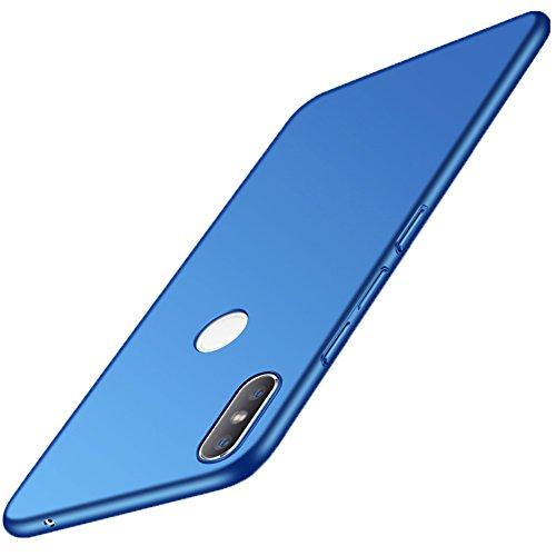 Shell Protection pas Housse Étui Bleu Ultra Pc Adamark Mix Anti Case Slim xiaomi Rigide Xiaomi Mi 2s 2 Pour Coque scratch Back Bleu Antichoc Bumper Récurer Cover 2s Ow7RFq