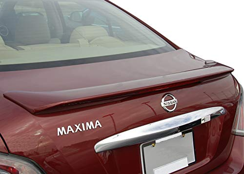 Painted Factory Style Spoiler made for the Nissan Maxima Painted in the Factory Paint Code of Your Choice 301 KH3 (Zip Outline Pull)