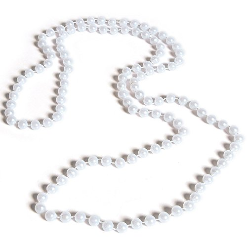 (Rhode Island Novelty Pearl Necklaces (12-Pack) 48