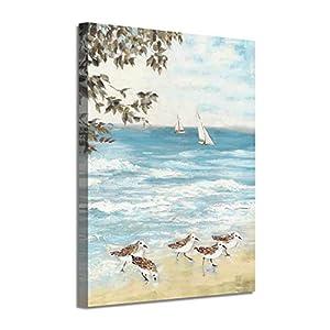 41eL70oxCSL._SS300_ Beach Paintings & Coastal Paintings
