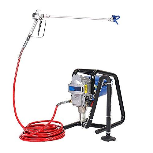 220V High Pressure Airless Sprayer Paint Sprayer Paint Spraying Machine Wall Sprayer 1700W 20MPA -  YUCHENG TECH, L8-FGYC-VGKA