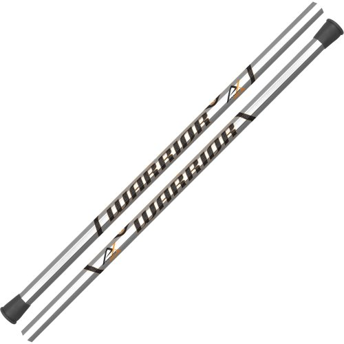 Warroior Analog 6000 Defense Lacrosse Shaft (Chrome)
