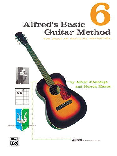 Alfred's Basic Guitar Methods Book, Vol. 6