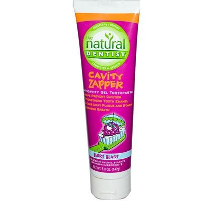Natural Dentist Toothpaste Child Sparkle Berryblst 5 oz (Multi-Pack)