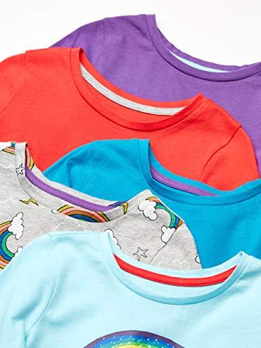 Amazon Brand - Spotted Zebra Girls Long-Sleeve T-Shirts