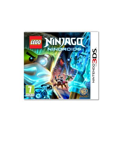 Warner Bros Interactive Entertainment UK Lego Ninjago Nindroids (Nintendo 3Ds) (Lego Ninjago Ds Game)