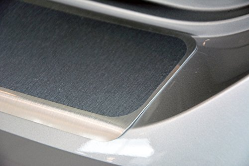 2007-501 WGS Ladekantenschutz Sto/ßstangenschutz Lackschutz mit ABKANTUNG mit Titan auf AluNox/®