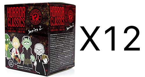 Horror Collection Mystery Minis Series 2 Display Case Set of 12
