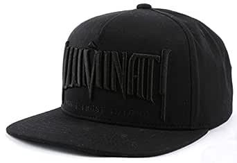 sujii ILLUMINATI Embroidery Baseball Cap gorra de beisbol gorra de ...
