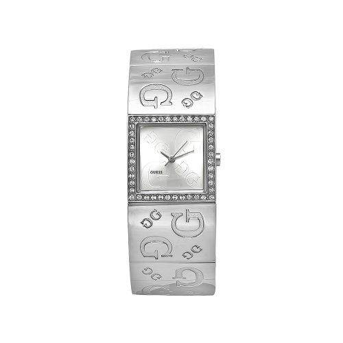 De Plata Reloj CuarzoCorrea 70607l1 G2g Acero Mujer Inoxidable Guess Color wyNnO8vm0P