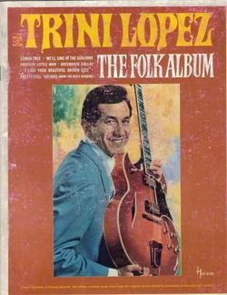 Trini Lopez, the Folk Album