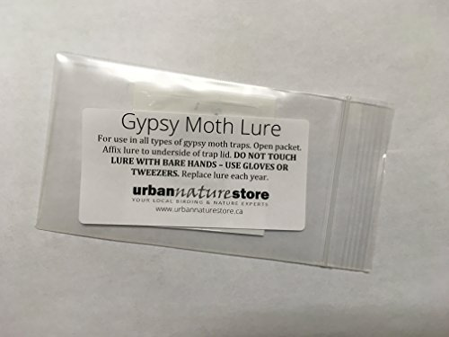 TreeHelp Gypsy Moth Replacement Lure - Gypsy Moth Lure