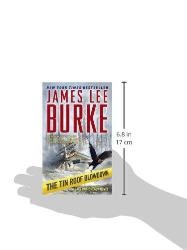 Perfect The Tin Roof Blowdown (Robicheaux, Book 16) (Dave Robicheaux): James Lee  Burke: 9781416548508: Amazon.com: Books
